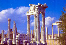 Pergamon Pergamum Turkey